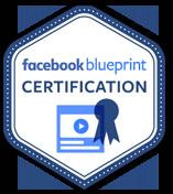 facebook certifikat